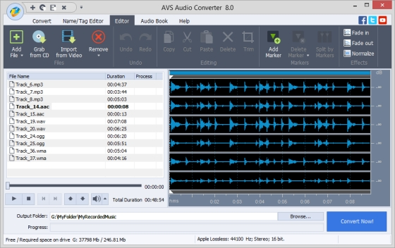 AVS Audio Converter 8.0.2.541+ PORTABLE